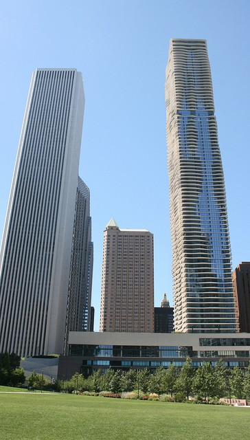 The Aon Center