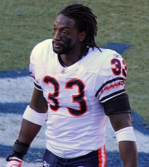 The Bears--and both candidates--will be looking for a Charles Peanut Tillman moment tonight