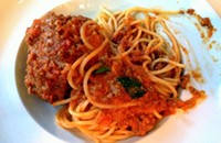 In search of the best spaghetti and meatballs ever