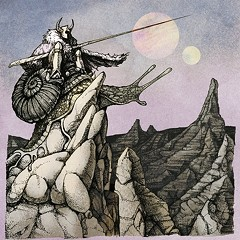 The cover of Conan's split with Slomatics