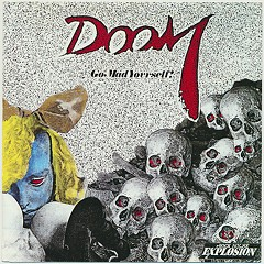 The cover of Doom's Go Mad Yourself! EP