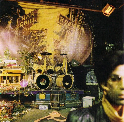 The cover of Sign O the Times
