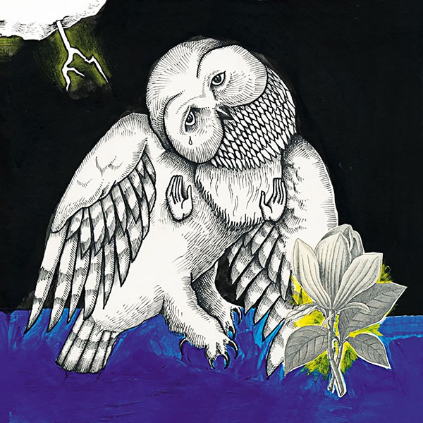 The cover of Songs: Ohia's The Magnolia Electric Co., illustrated by Will Schaff