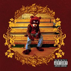 The cover of The College Dropout