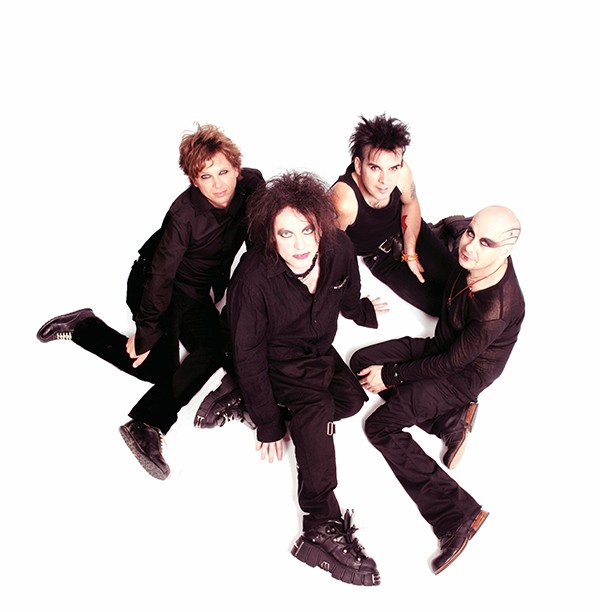 The Cure - ANDY VELLA