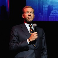 Brian Williams's story was real enough for artistic purposes