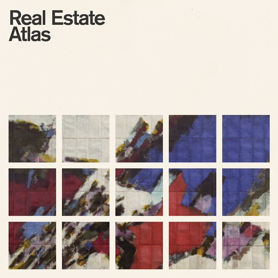 The design-friendly cover of Real Estates forthcoming Atlas.