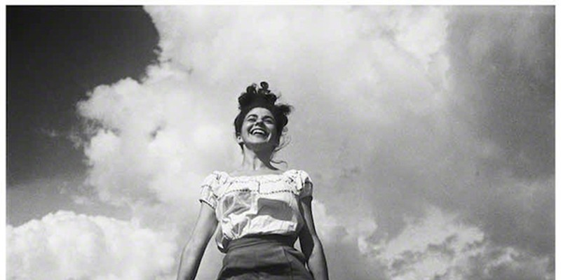 Selected highlights from Art Shay's archives The first picture Art ever took of Florence, at Camp Winston in the Catskills, 1942. Art Shay
