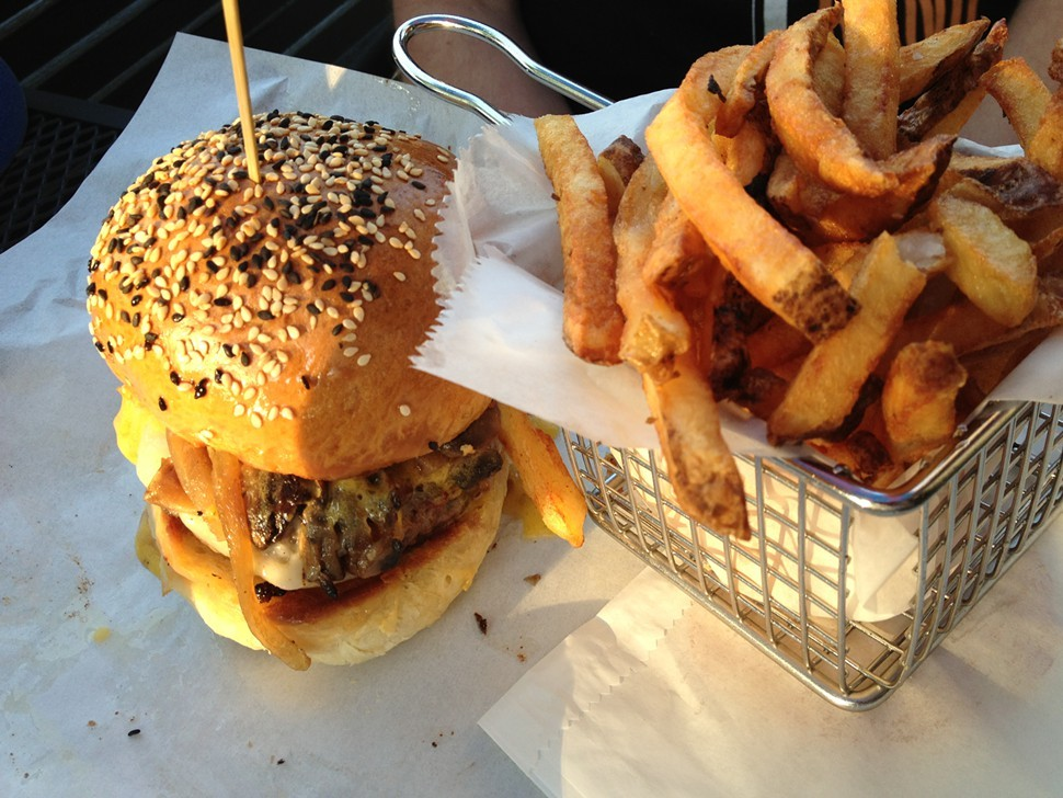 The Gallows Pole: the true thickness of a Leadbelly burger revealed