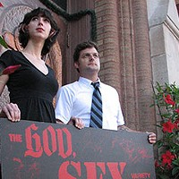 The <i>God, Sex & Death Variety Hour</i> delivers on variety