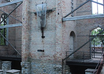 The history of Pilsen's ghost church