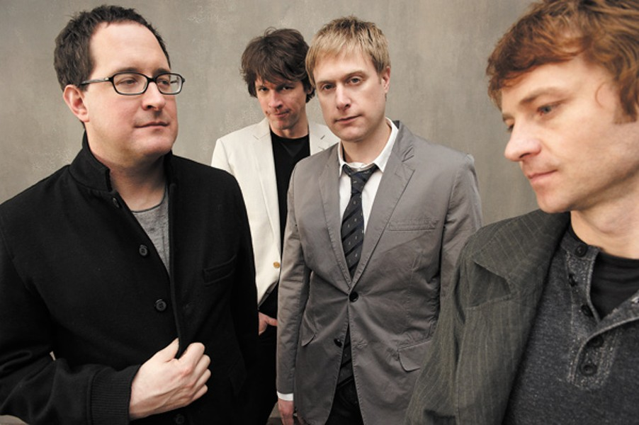 The Hold Steady - MARK SELIGER