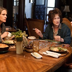 The home fires burn in August: Osage County
