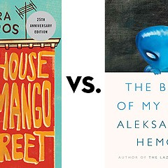 The House on Mango Street vs. The Book of My Lives: Greatest Chicago Book Tournament, round one
