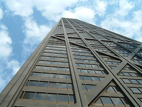 The John Hancock might put its distinct signature on official landmark status.