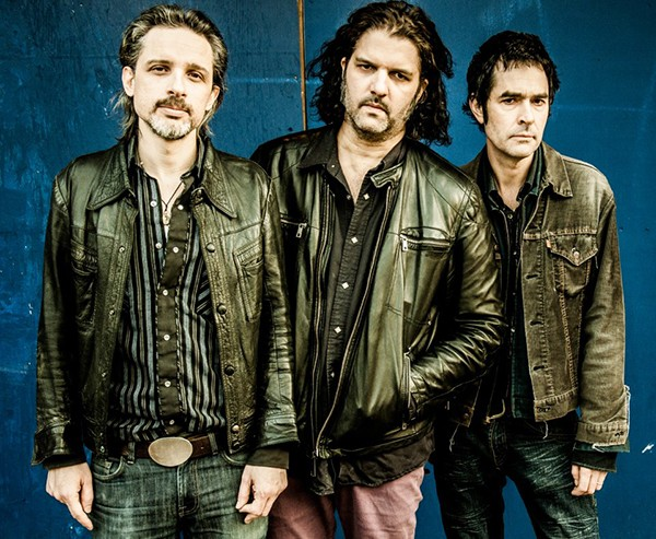 The Jon Spencer Blues Explosion performs at Drill: Chicago - COURTESY OF THE ARTIST