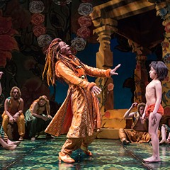 The Jungle Book wars, onstage