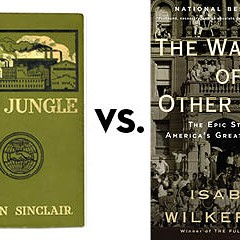 The Jungle vs. The Warmth of Other Suns: Greatest Chicago Book Tournament, round two
