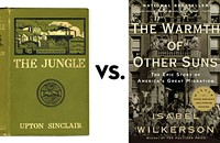 <i>The Jungle</i> vs. <i>The Warmth of Other Suns</i>: Greatest Chicago Book Tournament, round two