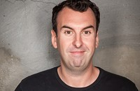 The living-room stylings of comedian Matt Braunger