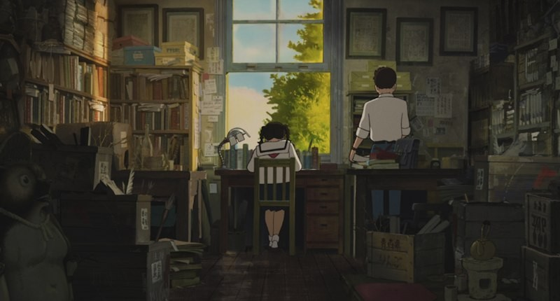 The lovingly realized humanities society of From Up on Poppy Hill