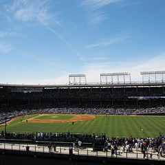 The (Mostly) Good Old Days of Wrigley's Rooftops