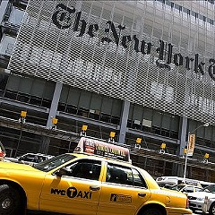 The New York Times's crackdown on unnamed sources still not going well