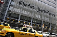The <i>New York Times</i>'s crackdown on unnamed sources still not going well