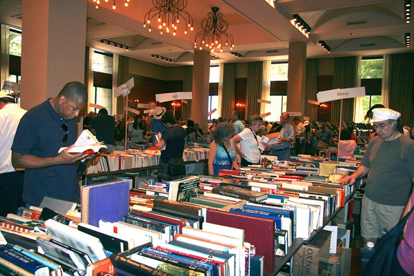 The Newberry Library has been holding its annual fair for three decades.