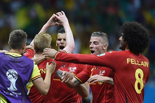 The newspapers have offered plenty of coverage of Belgiums World Cup team--but what about Belgium itself?