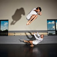 The Nexus Project present an audience-interactive dance staged amid an art exhibit