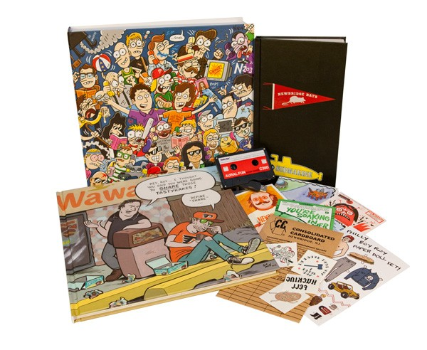 The Numero Group's 16-disc Best Show box set comes out in May. - COURTESY OF SCHARPLING & WURSTER