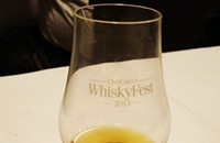 """It's a whiskey tasting, not a water tasting"": WhiskyFest 2013"