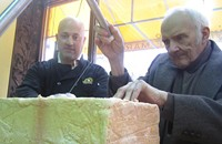 The oldest (edible) cheese in the world