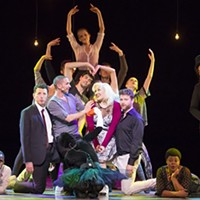 Hubbard Street and Second City are a match made in theatrical heaven