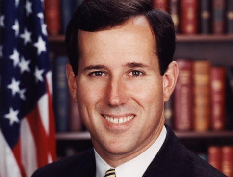 The orignial Santorum