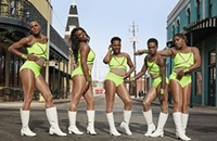The Prancing Elites start a prance-dance revolution