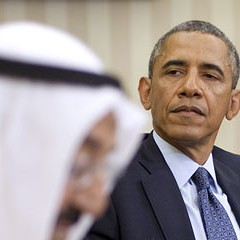 The press has been as hard on Obama's stance on Syria as the public