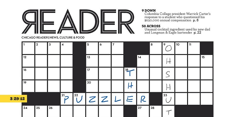 The puzzling cover of our March 28 issue.
