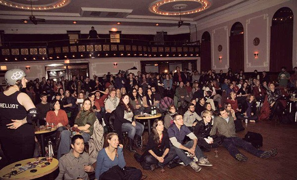 The Reader's Anti-Valentine's Day Party, 2013 - A/S/L_MEDIA