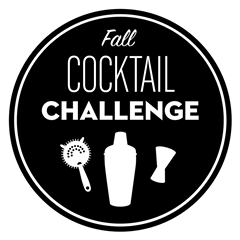 The Reader's Fall Cocktail Challenge