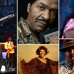 The Reader's guide to the 30th annual Chicago Blues Festival