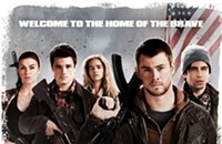 The <i>Red Dawn</i> remake looks like a strong argument for ending the war in Afghanistan