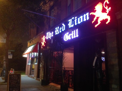 The Red Lion Grill
