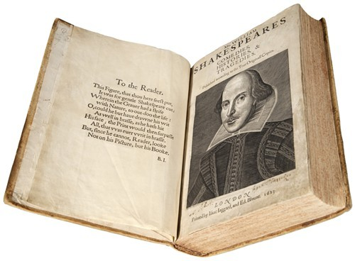 Newberry_The_First_Folio_edition.JPG