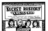 The Secret History of Chicago Music: MGW