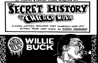 The Secret History of Chicago Music: Willie Buck