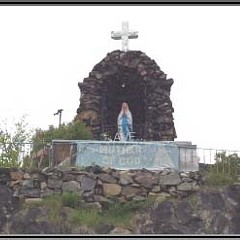 The Shrine of Our Lady of Lourdes