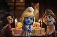 Getting down to business with Raja Gosnell, director of <i>The Smurfs 2</i>