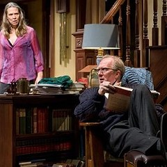 The Steppenwolf production of Who's Afraid of Virginia Woolf?, which won three Tonys last night.